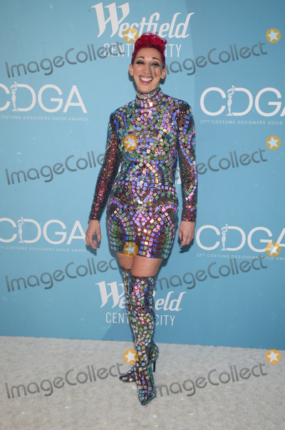 Ami Goodheart Photo - 28 January 2020 - Beverly Hills California - Ami Goodheart 22nd Costume Designers Guild Awards held at The Beverly Hilton Hotel Photo Credit FSAdMedia