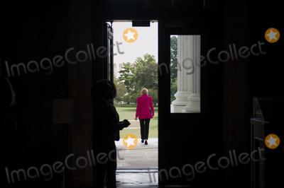 alaska Photo - United States Senator Lisa Murkowski (Republican of Alaska) makes her way from the Senate chamber following a vote to a waiting elevator at the US Capitol in Washington DC Wednesday September 16 2020 Credit Rod Lamkey  CNPCredit Rod Lamkey  CNPAdMedia