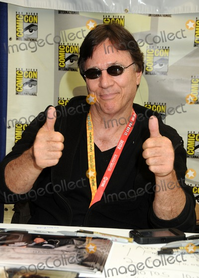 Richard Hatch Photo - 15 July 2012 - San Diego California - Richard Hatch Celebrity Sightings at Comic Con 2012 - Sunday held at the San Diego Convention Center Photo Credit Byron PurvisAdMedia