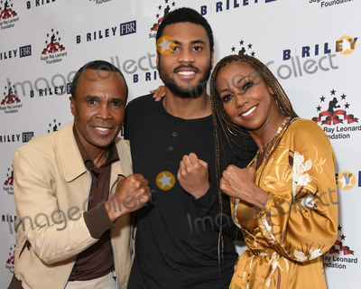 Hollies Photo - 22 May 2019 - Beverly Hills California - Sugar Ray Leonard RJ Peete Holly Robinson Peete The 10th Annual Big FIghters Big Cause Charity Boxing Event held at Beverly Hilton Hotel Photo Credit Birdie ThompsonAdMedia