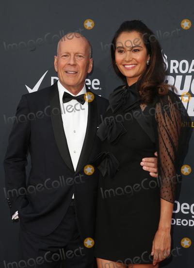 Bruce Willis Photo - 14 July 2018-  North Hollywood California - Bruce Willis Emma Heming Comedy Central Roast Of Bruce Willis held at Hollywood Palladium Photo Credit Faye SadouAdMedia