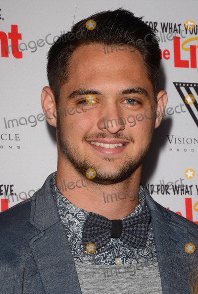 Tyler Beede Photo - 02 February 2015 - Hollywood Ca - Tyler Beede Arrivals for Pass the Light Los Angeles premiere held at The ArcLight Cinemas Photo Credit Birdie ThompsonAdMedia