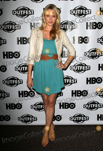 April Bowlby Photo - 17 July 2011 - West Hollywood California - April Bowlby 2011 Outfest Film Festival Screening Of Drop Dead Diva  Held At The DGA Theatre Photo Credit Kevan BrooksAdMedia