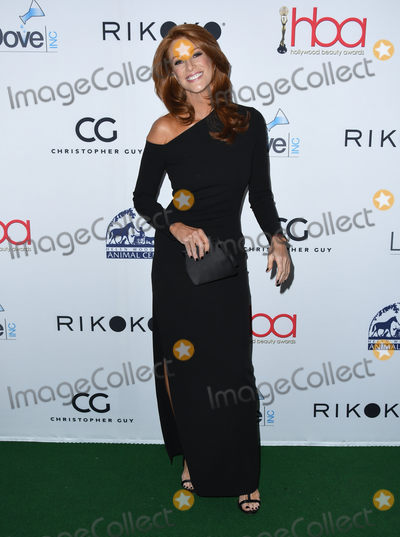 Angie Everhart Photo - 25 February 2018 - Hollywood California - Angie Everhart 4th Annual Hollywood Beauty Awards held at AVALON Hollywood Photo Credit Birdie ThompsonAdMedia