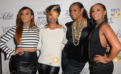 Ariane Williams Photo - 17 February 2014 - Los Angeles California - Chantel Christie Ariane Williams Jackie Christie Sundy Carter Arrivals for the Los Angeles premiere season 3 of Basketball Wives LA at Allure Studios in Los Angeles Ca Photo Credit Birdie ThompsonAdMedia