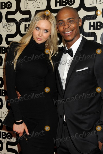 Amalie Wichmann Photo - 13 January 2013 - Beverly Hills California - Amalie Wichmann Mehcad Brooks HBOs 70th Annual Golden Globes After Party held at Circa 55 Restaurant Photo Credit Byron PurvisAdMedia