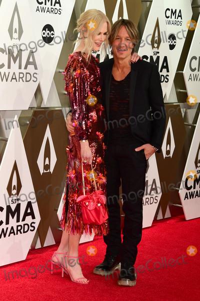 Nicole Kidman Photo - 13 November 2019 - Nashville Tennessee - Nicole Kidman Keith Urban 53rd Annual CMA Awards Country Musics Biggest Night held at Music City Center Photo Credit Laura FarrAdMedia