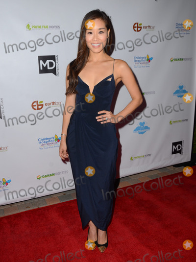 Alicia Hannah Photo - 05 March 2015 - Hollywood California - Alicia Hannah Brighter Future for Children Gala by The Dream Builders Project to benefit Childrens Hospital Los Angeles Audrey Hepburn CARES Center held at Taglyan Cultural Center Photo Credit Birdie ThompsonAdMedia