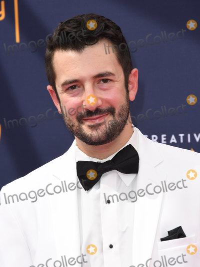 Al Blackstone Photo - 09 September 2018 - Los Angeles California - Al Blackstone 2018 Creative Arts Emmy Awards - Arrivals held at Microsoft Theater Photo Credit Birdie ThompsonAdMedia