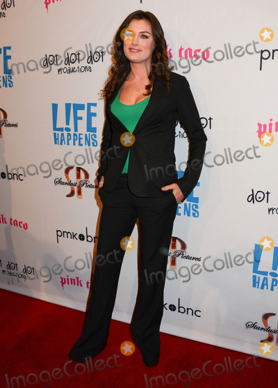 Kat Coiro Photo - 02 April 2012 - Los Angeles CA - Kat Coiro (Director) Life Happens Los Angeles Premiere held at the AMC Theater in Century City Photo Credit Birdie ThompsonAdMedia