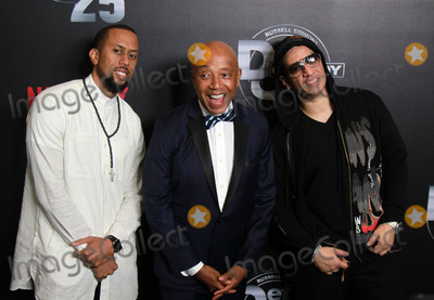 RUSSEL SIMMONS Photo - 10 September 2017 - Beverly Hills California - Affion Crockett Russell Simmons Kid Capri Netflix Def Comedy Jam 25 held at The Beverly Hilton Photo Credit Theresa BoucheAdMedia
