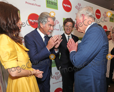 Anna Friel Photo - 11032020 - Anna Friel Pierce Brosnan James Norton and Prince Charles at The Princes Trust Awards 2020 At The London Palladium Photo Credit ALPRAdMedia
