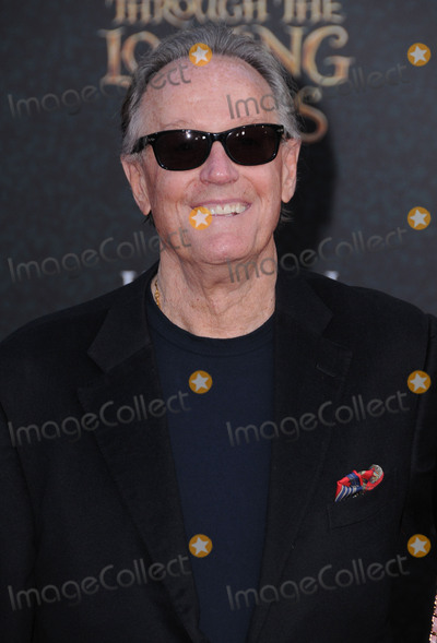 Henry Fonda Photo - 24 May 2016 - Hollywood California - Henry Fonda Arrivals for the Premiere Of Disneys Alice Through The Looking Glass held at El Capitan Theater Photo Credit Birdie ThompsonAdMedia