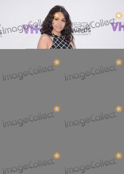 Alessia Cara Photo - 17 September  2015 - Hollywood California - Alessia Cara Arrivals for the 5th Annual Streamy Awards presented by Tubelifter Dick Clark Productions and VH1 held at Hollywood Palladium Photo Credit Birdie ThompsonAdMedia