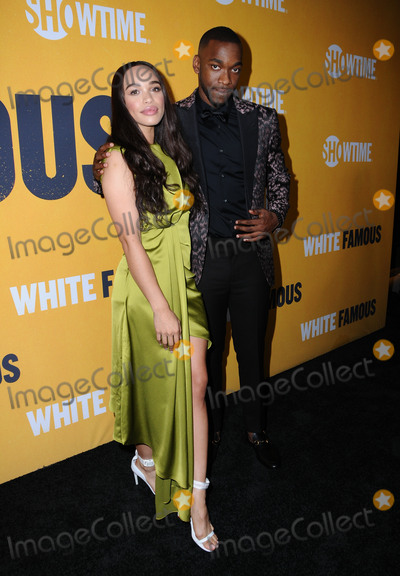 Cleopatra Coleman Photo - 27 September  2017 - West Hollywood California - Cleopatra Coleman Jay Pharoah World premiere of Showtimes White Famous held at The Jeremy in West Hollywood Photo Credit Birdie ThompsonAdMedia