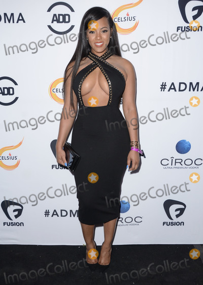 Malaysia Pargo Photo - 24 February 2016 - Hollywood California - Malaysia Pargo Arrivals for the first-ever All Def Movie Awards Presented by Fusion held at Lure Nightclub Photo Credit Birdie ThompsonAdMedia