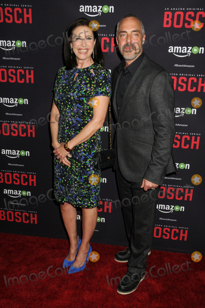 Mimi Rogers Photo - 3 March 2016 - West Hollywood California - Mimi Rogers Titus Welliver Amazon Original Series Bosch Season 2 Premiere held at the Pacific Design Center Photo Credit Byron PurvisAdMedia