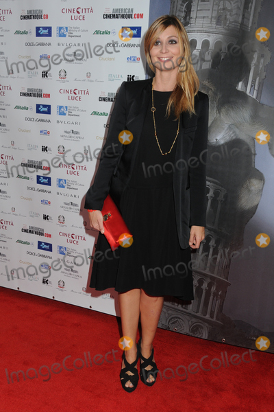 Anna Ferzetti Photo - 11 November 2011 - Hollywood California - Anna Ferzetti Cinema Italian Style 2011 Opening Night Gala Screening of Terraferma held at Graumans Egyptian Theatre Photo Credit Byron PurvisAdMedia