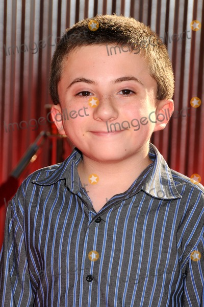 Atticus Shaffer Photo - 2 October 2011 - Universal City California - Atticus Shaffer Real Steel Los Angeles Premiere held at Universal Gibson Amphitheatre Photo Credit Byron PurvisAdMedia