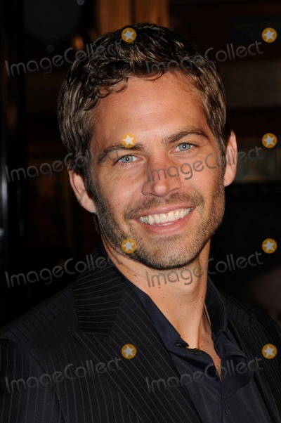 Paul Walker Photo - 30 November 2013 - Santa Clarita California - Paul Walker died at the age of 40 in a car accident while attending a charity event for his organization Reach Out Worldwide The accident occurred in Santa Clarita when Walkers Porsche lost control and crashed into a tree The car burst into flames and exploded File Photo 12 March 2009 - Universal City CA Paul Walker Fast  Furious Los Angeles Premiere at the Universal City Walk Gibson Amphitheatre Photo Credit Byron PurvisAdMedia