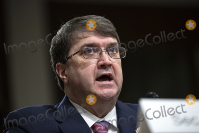 Donovan Photo - United States Secretary of Veterans Affairs (VA) Robert Wilkie speaks during the nomination hearing of Matthew Donovan to be Under Secretary for Personnel and Readiness and William Gillis and Victor Mercado both to be Assistant Secretary at the Department of Defense before the United States Committee on Armed Services at the United States Capitol in Washington DC US on Tuesday March 10 2020  Credit Stefani Reynolds  CNPAdMedia