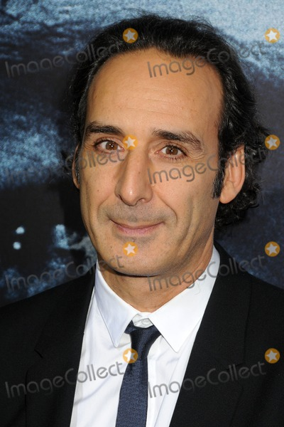 Alexandre Desplat Photo - 4 October 2012 - Beverly Hills California - Alexandre Desplat ARGO Los Angeles Premiere held at the AMPAS Samuel Goldwyn Theater Photo Credit Byron PurvisAdMedia