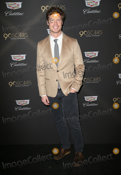Anders Holm Photo - 01 March 2018 - Los Angeles California - Anders Holm Cadillac Celebrates The 90th Annual Academy Awards during Oscar Week 2018 held at Chateau Marmont Photo Credit F SadouAdMedia