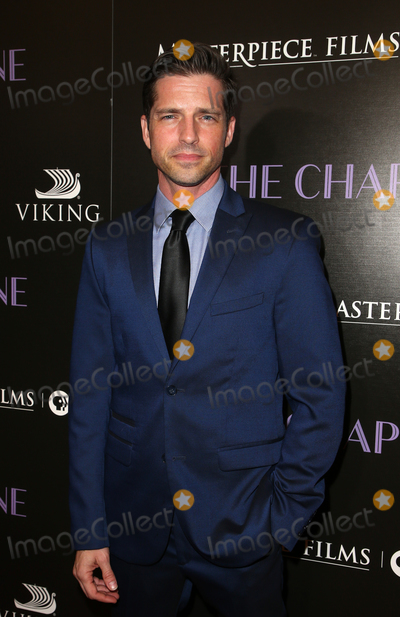 Scott Bailey Photo - 3 April 2019 - Los Angeles California - Scott Bailey Premiere Of PBS The Chaperone  held at Linwood Dunn Theater Photo Credit Faye SadouAdMedia