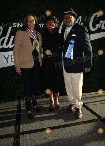 Martin Luther Photo - 15 January 2018 - Los Angeles California - Senator Kamala Harris Congresswoman Maxine Waters Dr Adrian Dove Martin Luther King Jr Kingdom Day Parade  VIP Breakfast Photo Credit F SadouAdMedia