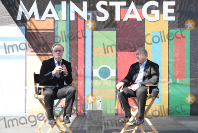 Lawrence ODonnell Photo - 13 April 2019 - Los Angeles California - Lawrence ODonnell Norman Pearlstine 2019 Los Angeles Times Festival Of Books held at University of Southern California Photo Credit Faye SadouAdMedia