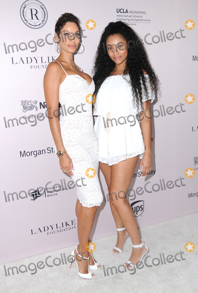 Nicole Murphy Photo - 03 June 2017 - Beverly Hills California - Nicole Murphy Bria Murphy 2017 Annual Women of Excellence Awards Gala held at Beverly Hilton Hotel in Beverly Hills Photo Credit Birdie ThompsonAdMedia