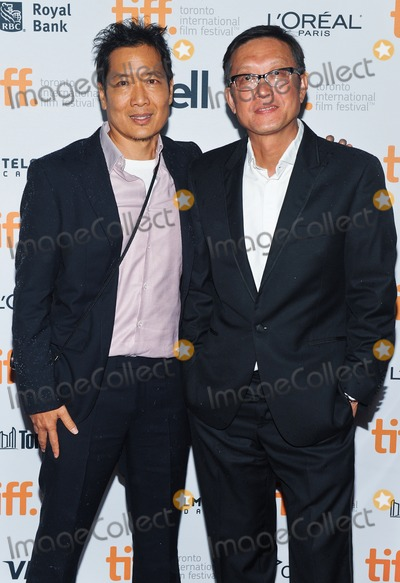 Andrew Lau Photo - 10 September 2014 - Toronto Canada - Andrew Loo Andrew Lau Revenge Of The Green Dragons Premiere during the 2014 Toronto International Film Festival held at the Ryerson Theatre Photo Credit Brent PerniacAdMedia
