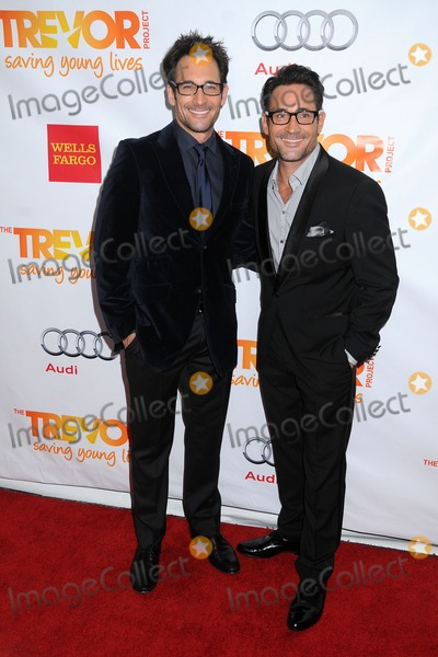 Gregory Zarian Photo - 2 December 2012 - Hollywood California - Lawrence Zarian Gregory Zarian The Trevor Projects Trevor Live 2012 held at the Hollywood Palladium Photo Credit Byron PurvisAdMedia