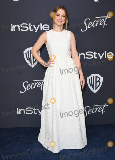 Alexandra Breckenridge Photo - 05 January 2020 - Beverly Hills California - Alexandra Breckenridge 21st Annual InStyle and Warner Bros Golden Globes After Party held at Beverly Hilton Hotel Photo Credit Birdie ThompsonAdMedia