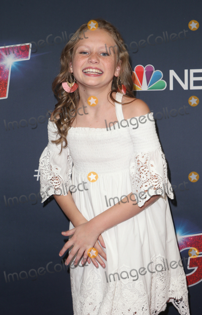 Ashley Burns Photo - 3 September 2019 - Hollywood California - Ashley Burns Americas Got Talent Season 14 Live Show Red Carpet held at Dolby Theatre Photo Credit FSadouAdMedia