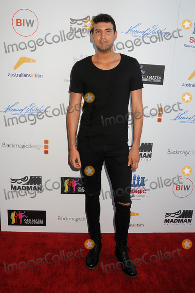 Alx James Photo - 20 July 2015 - Los Angeles California - Alx James That Sugar Film Los Angeles Premiere held at the Harmony Gold Theatre Photo Credit Byron PurvisAdMedia