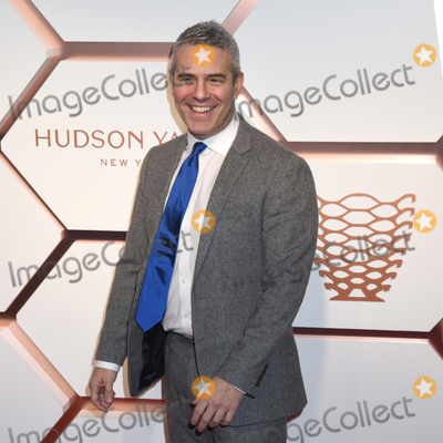 Andy Cohen Photo - 14 March 2019 - New York New York - Andy Cohen at the Hudson Yards VIP Grand Opening event at 20 Hudson Yards Photo Credit LJ FotosAdMedia
