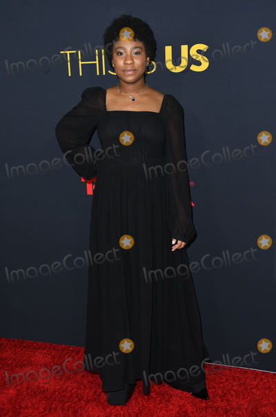 Lyric Photo - 25 September 2018 - Hollywood California - Lyric Ross  This Is Us Season 3 Premiere Party held at The Paramount Theater at Paramount Studios Photo Credit Birdie ThompsonAdMedia