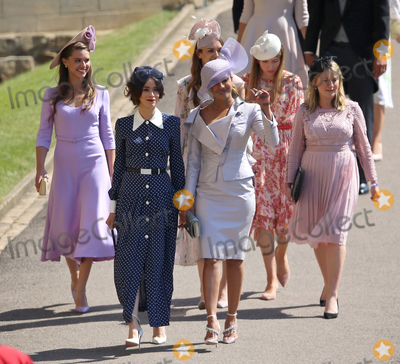 Abigail Spencer Photo - 19 May 2018 - Abigail Spencer and Priyanka Chopra Guests arrive at Windsor Castle for the wedding of Meghan Markle and Prince Harry Photo Credit ALPRAdMedia