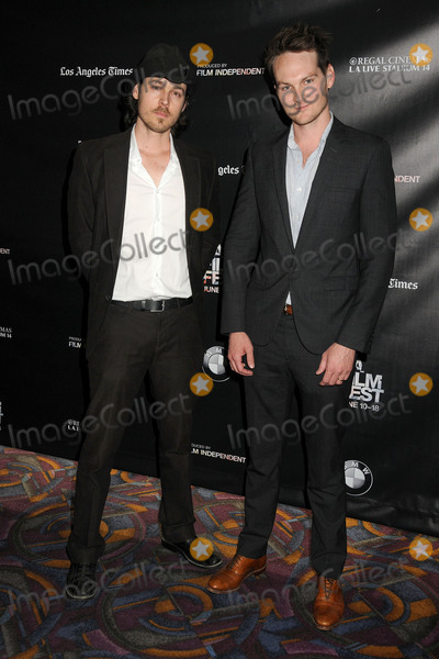 Adam Nee Photo - 13 June 2015 - Los Angeles California - Aaron Nee Adam Nee LA Film Festival 2015 Premiere of Band Of Robbers held at Regal Cinemas LA Live Photo Credit Byron PurvisAdMedia