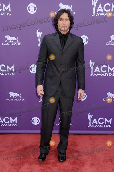 Joe Nichols Photo - 7 April 2013 - Las Vegas California - Joe Nichols 48th Annual Academy of Country Music Awards - Arrivals held at the MGM Grand Garden Arena Photo Credit Byron PurvisAdMedia