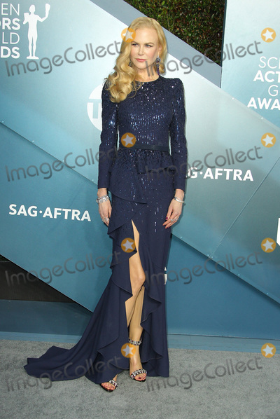 Nicole Kidman Photo - 19 January 2020 - Los Angeles California - Nicole Kidman 26th Annual Screen Actors Guild Awards held at The Shrine Auditorium Photo Credit AdMedia