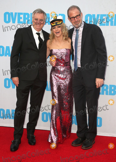 Anna Faris Photo - 30 April 2018 - Westwood California - Bob Fisher Anna Faris Rob Greenberg  Overboard Los Angeles Premiere held at Regency Village Theatre Photo Credit F SadouAdMedia