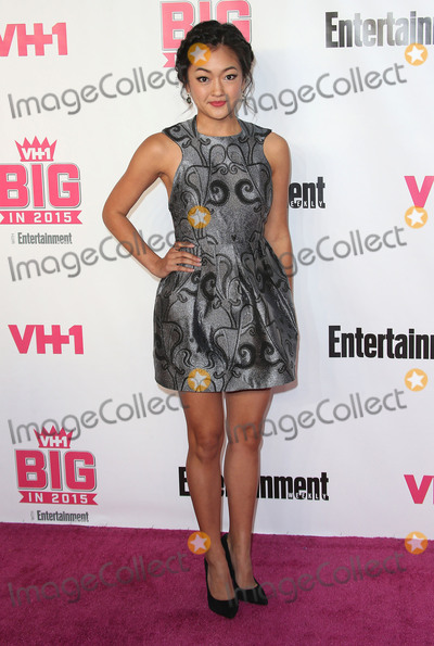 Amy Okuda Photo - 15 November 2015 - West Hollywood California - Amy Okuda VH1 Big In 2015 With Entertainment Weekly Awards held at the Pacific Design Center Photo Credit SammiAdMedia