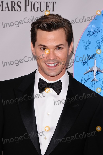 Andrew Rannells Photo - 12 June 2011 - New York City NY - Andrew Rannells  The 2011 Tony Awards held at The Beacon Theater Photo Credit Christopher SmithAdMedia