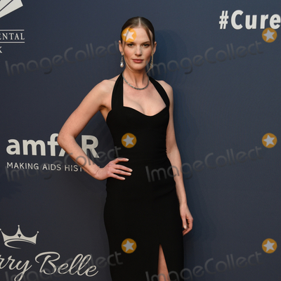 ANN V Photo - 05 February 2020 - New York New York - Anne V at the amfAR Gala New York 22nd Annual Benefit for AIDS Research at Cipriani Wall Street Photo Credit LJ FotosAdMedia