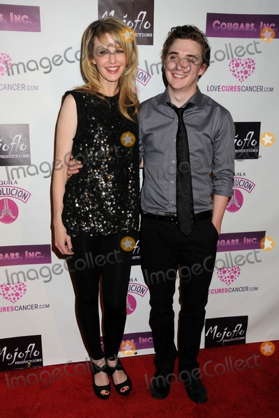 Kyle Gallner Photo - 31 March 2011 - Hollywood California - Kathryn Morris and Kyle Gallner Cougars Inc Los Angeles Premiere held at the Egyptian Theater Photo Byron PurvisAdMedia