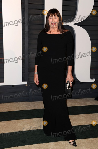 Anjelica Huston Photo - 22 February 2015 - Beverly Hills Anjelica Huston 2015 Vanity Fair Oscar Party Hosted By Graydon Carter Held at Wallis Annenberg Center for the Performing Arts Photo Credit AdMedia