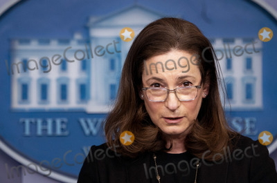 Executive Director Photo - Co-Chair and Executive Director of the Gender Policy Council Jennifer Klein speaks during a press briefing at the White House in Washington DC on Monday March 8 2021 Today President Biden signed an executive order on to establish the Gender Policy Council that will work to advance gender equality Credit Kevin Dietsch  Pool via CNPAdMedia