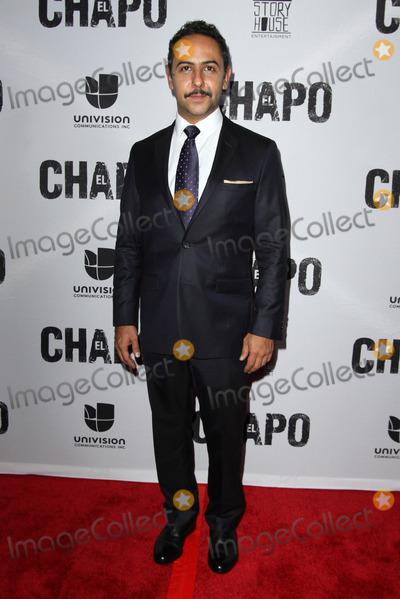 El Chapo Photo - 19 April 2017 - Los Angeles California - Humberto Busto Univisions El Chapo Original Series Premiere Event held at The Landmark Theatre Photo Credit AdMedia